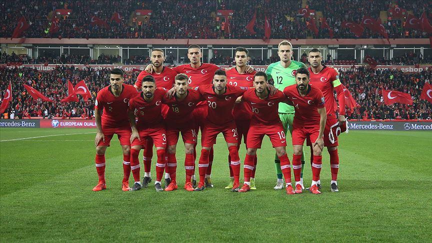 Türkiye-Fransa maçının biletleri tükendi