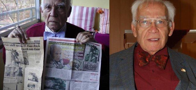İlk kuşağın kahramanı Türk hayatını kaybetti