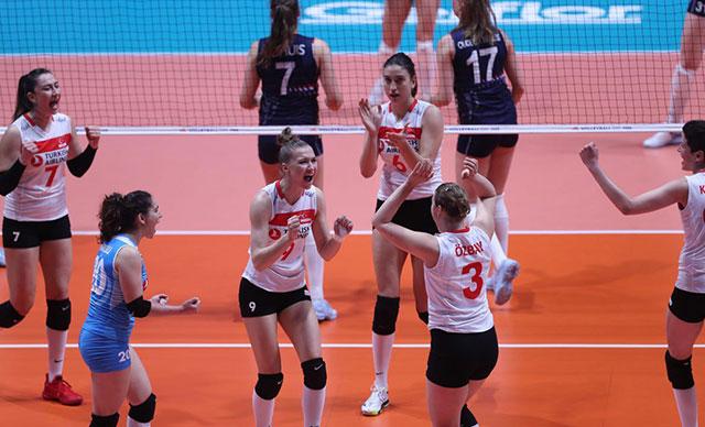 Türkiye 3-1 Hollanda
