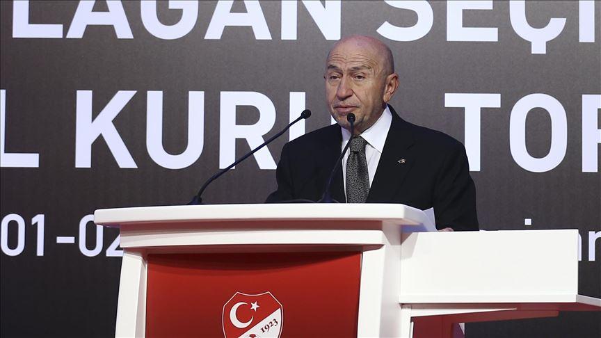 TFF'nin yeni başkanı Nihat Özdemir