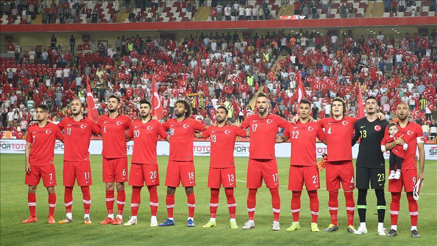Türkiye 570. maçına çıkıyor