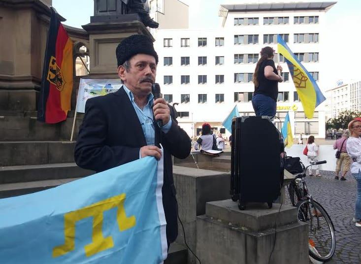 Kırım Tatarlarının acı günü