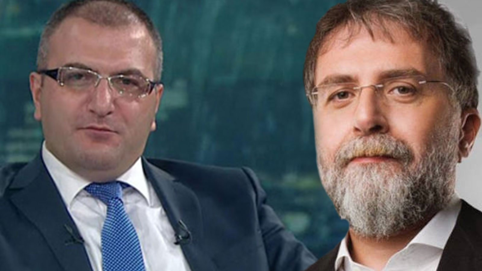 Cem Küçük - Ahmet Hakan kavgası
