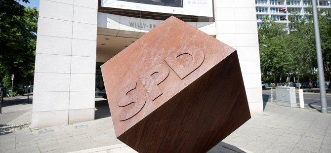 SPD: Almanya'da vergi sistemi değişmeli