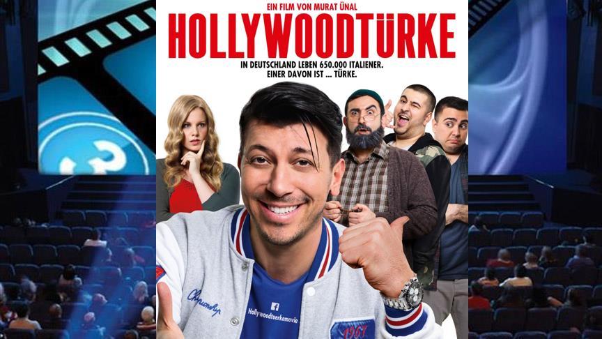 Hollywood Türk'ü, Berlin'i güldürdü