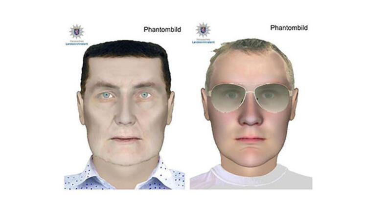 Alman polisi bu soyguncuları arıyor