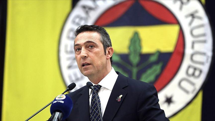Ali Koç'tan UEFA açıklaması
