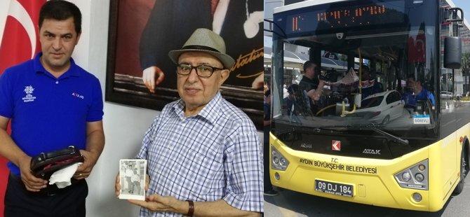 Gurbetçinin 50 yıllık anıları ve parası geri geldi