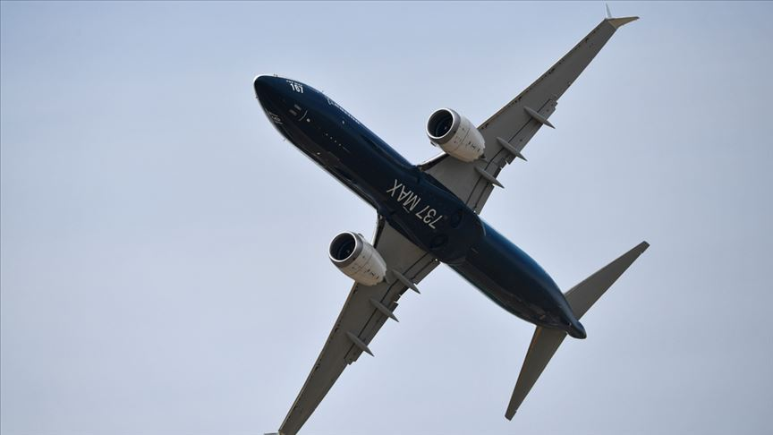 Boeing satışları dibe vurdu