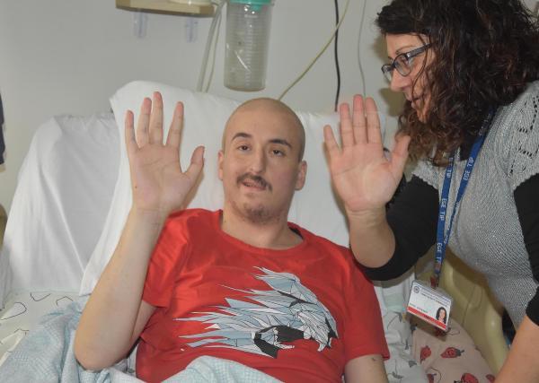 Atakan, 23 aylık mücadeleyi kaybetti