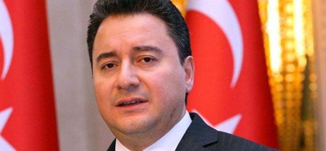 Ali Babacan istifa etti
