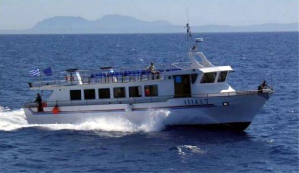 Botları su alan 11 kaçağı Yunan feribotu kurdardı