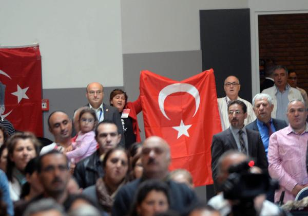 Kemal Kılıçdaroğlu, Mannheim'da