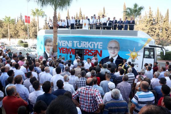 Lütfi Elvan: Dış güçler terörü harekete geçirdi