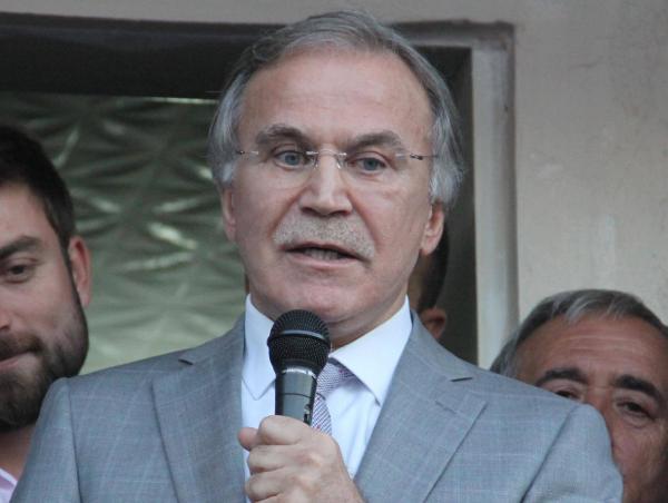 Ak Partili Şahin'den muhalefete koalisyon eleştirisi (2)