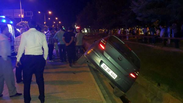 Kaza yapan alkollü sürücüye ceza