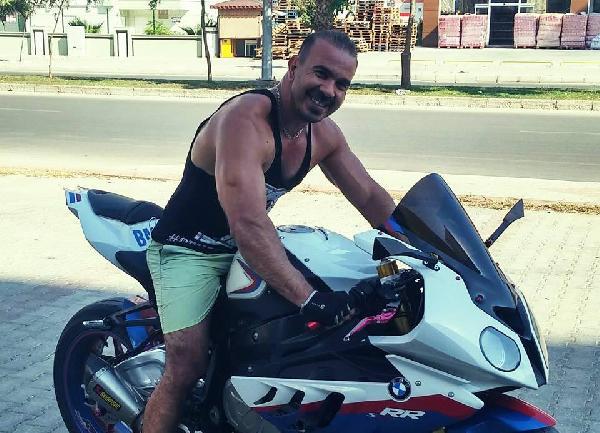 Beden eğitimi öğretmeni motosiklet kazasında öldü