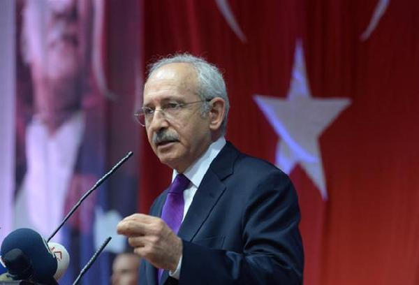 CHP to hold election campaign with 'Turkey first' slogan