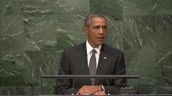 """Obama: """"Yoksulluk döngüsünü kırabiliriz"""""""