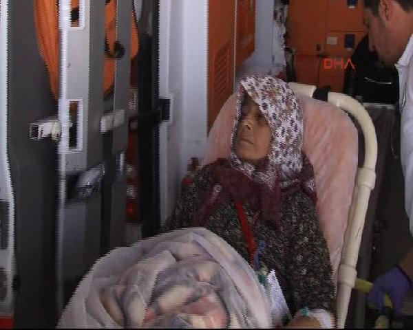 Mekke'de yaralanan Türk hacılar yurda getirildi