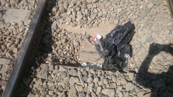 Bitlis'te tren raylarına döşenen patlayıcı imha edildi