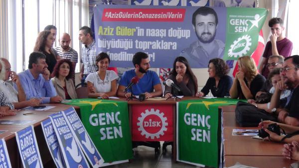 Aziz Güler'in ailesi cenazesini istiyor
