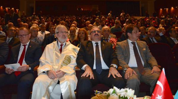 Uludağ Üniversitesi'nde ilk ders Vali Karaloğlu'ndan