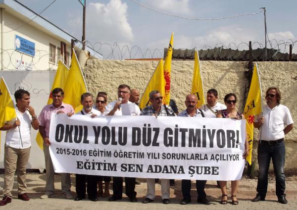 Adana'da hala 50 kişilik sınıflar var