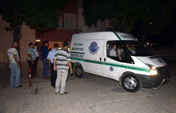 Adana'da polis otosuna silahlı saldırı: 1 şehit, 1 yaralı (5)