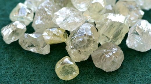 10 katrilyon ton elmas keşfedildi