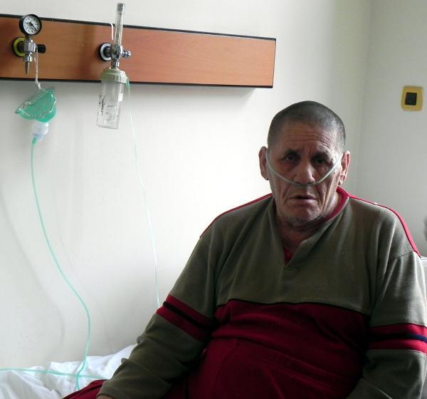 47 yıldır yaşadığı hastanede yaşamını yitirdi