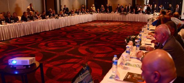 KİK'in 130'ncu dönem toplantısı Erzurum'da yapıldı.