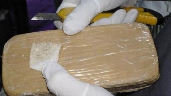 Malatya'da 18 kilo eroine 2 tutuklama