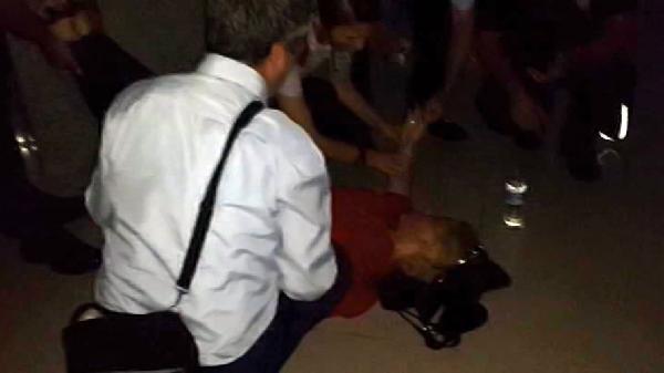 Elektrik kesildi, Anadolu Adalet Sarayı felç oldu