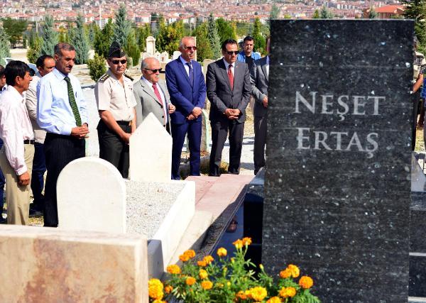 Neşet Ertaş, Kırşehir'de anıldı