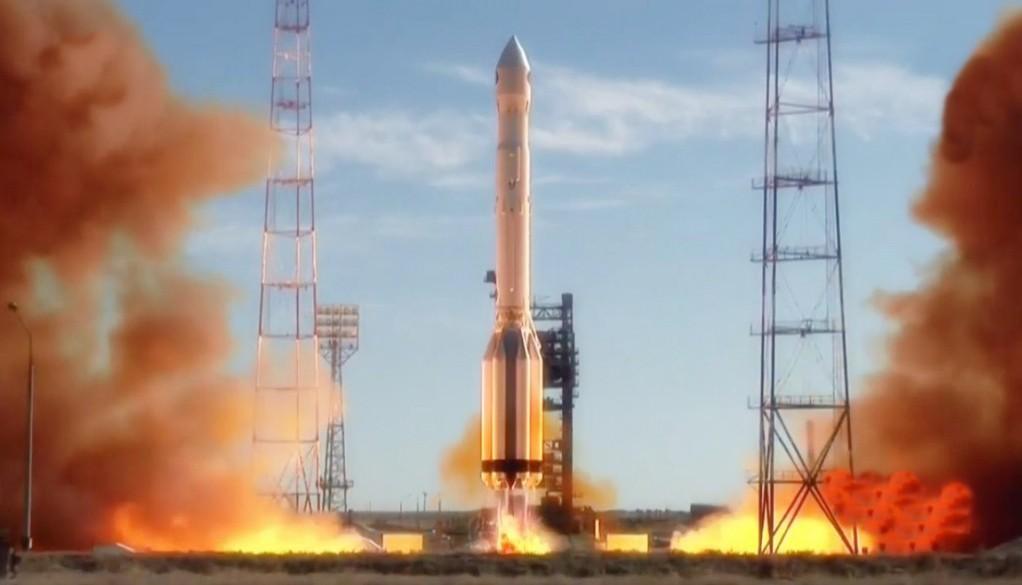 Rusya ile Almanya uzaya uydu gönderdi