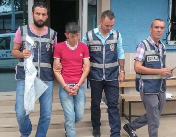 Babasını öldürmekle suçlanan genç tutuklandı