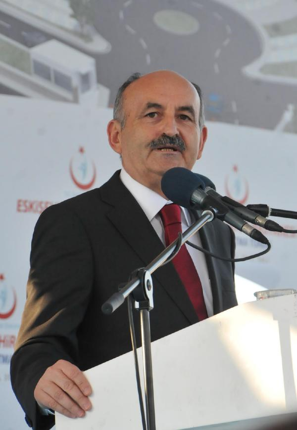 Bakan Müezzinoğlu: Kan ürünlerinden ilaç üretebilen bir Türkiye olacağız.
