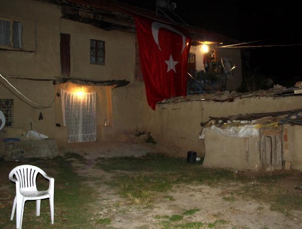 Dinar'a şehit ateşi düştü (2)