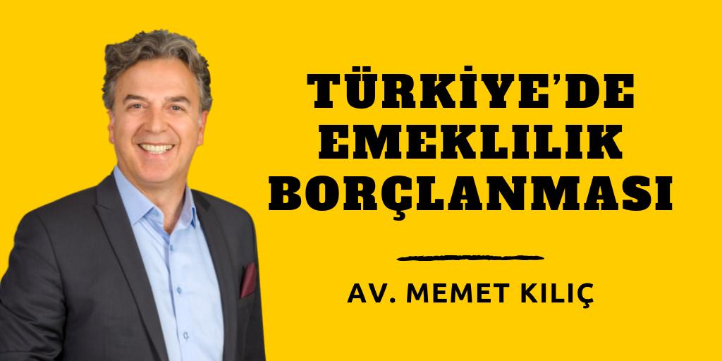 Türkiye'de emeklilik borçlanması
