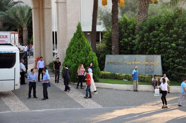 'Jet Fadıl'ın Didim'deki İslami lüks otelinde haciz şoku