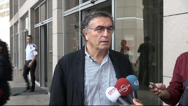 Gazeteci Hasan Cemal adliyede (1)