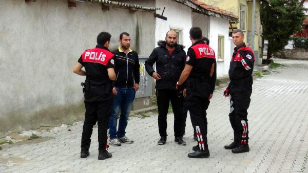 Edirne'de Suriyeli mültecilere baskın