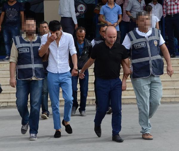 Gaziantep'te telefon dolandırıcılığına 3 gözaltı