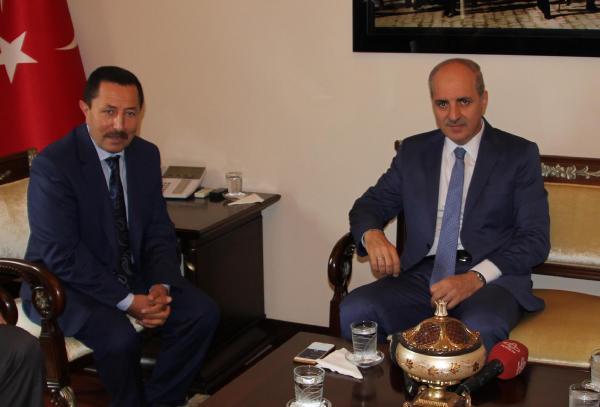 Kurtulmuş: İşçilerin bu süreçte bırakılması Türkiye için önemli bir başarıdır
