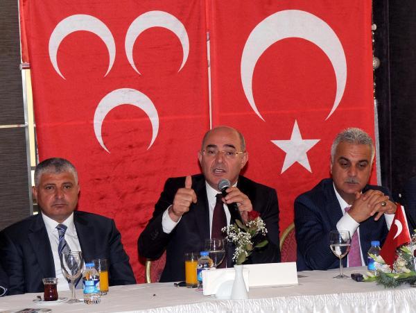 MHP'li Karakaya: Çözüm süreci, HDP'nin 'Seni başkan yaptırmayacağız' sözüyle bitti