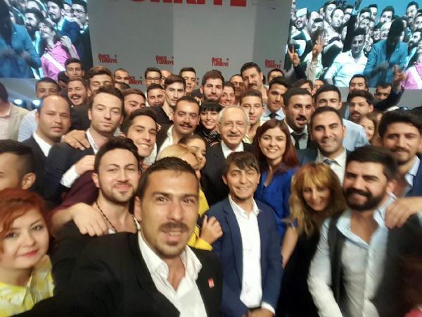 CHP Lideri Kılıçdaroğlu, 1 Kasım seçim bildirgesini açıkladı