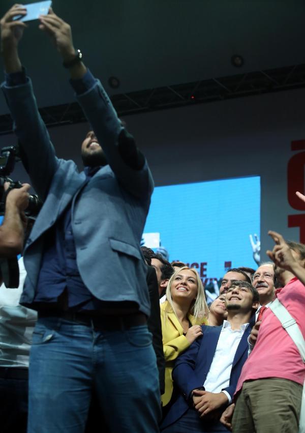 CHP Lideri Kılıçdaroğlu, 1 Kasım seçim bildirgesini açıkladı / Ek Fotoğraflar