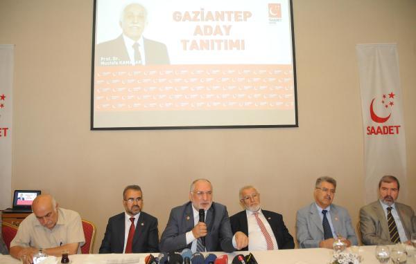 SP'li Karaman: Seçim güvenliğinin mesulü iktidar partisidir