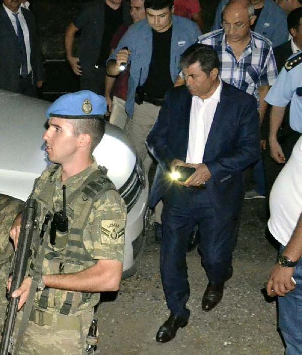 Şanlıurfa'da Başkan'ın konvoyuna yönelik saldırıyı PKK üstlendi